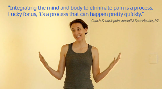 Sara Hauber heals mind and body